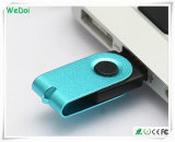 Mini Swivel Memory Stick USB com o logotipo OEM (WY-MI18)