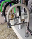 Neueste Silikagel-Wekzeugspritzen-Messingkarosserien-Küche-Hahn mit Schwenker-Tülle-Spray-Cer-Zustimmung
