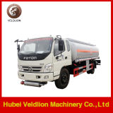 Auman 12 Wheels 8X4 Fuel Tanker Truck 30、000 Litres