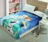 Il sofà getta la coperta del corallo del bambino delle coperte del panno morbido