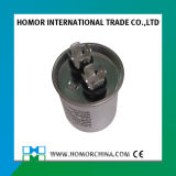 capacitor Cbb65 do motor do dispositivo do condicionador de ar de 450V 40UF