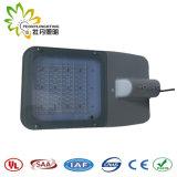 luz ao ar livre do diodo emissor de luz da rua da carcaça IP65 de RoHS do Ce elevado do lúmen 120W