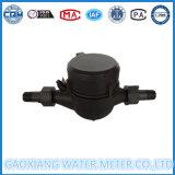 Tipo seco de nylon extensamente exportado contador del agua con Nrv