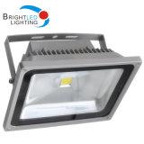 黒いハウジング50W LEDの洪水ライト