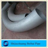 Coude de tuyauterie de l'acier inoxydable 3D 5D 7D