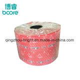 Diferentes diseños pueden ser impresas en papel de aluminio laminado de aluminio