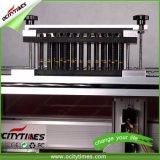 Máquina de rellenar de E del Cig del petróleo disponible de Cbd para la pluma de la pluma/Bud-Ds80 Vape de Juju