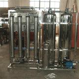 Macchina del filtrante di acqua della membrana del RO per industria bevente 1000lph