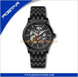 Kundenspezifische Firmenzeichen-Form-Schmucksachen gebildet Quarz-Uhr in der China-Genf