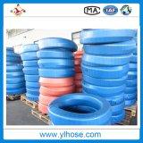 Flexible hydraulique de l'huile en caoutchouc flexible industrielle SAE100