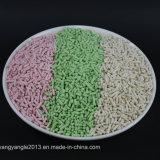 Tofu planta de la arena de gato con melocotón, el té verde, lavanda, el maíz