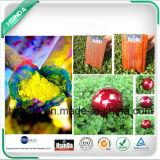 Elektrostatischer Spray-thermostatoplastische Puder-Mehrfarbenschicht