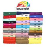 Fashion foulard, faite d'acrylique, coton, le polyester, de la laine, Royan, faible MOQ, couleurs, tailles disponibles