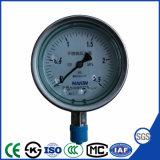 manometro Vibrazione-Resistente pieno dell'acciaio inossidabile di 100mm con l'alta qualità