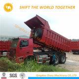 20 a 30 toneladas de camiones pesados HOWO, carretilla elevadora, camión volquete