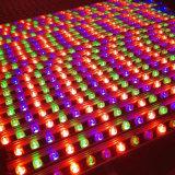 Projet de bonne qualité 12W à l'extérieur de la rondelle de mur de lumière LED RVB