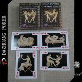 Kunst-Spielkarte für griechische Geliebte