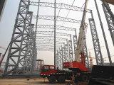 Pianta d'acciaio della costruzione della costruzione
