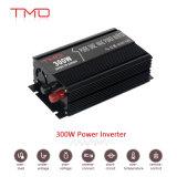 공장 가격 도매를 위한 휴대용 12V/120V 50Hz 태양 변환장치 300 와트