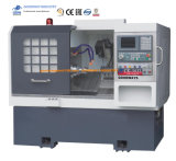 Tck6350 절단 금속을%s 기우는 침대 포탑 CNC 도는 공작 기계 & 선반