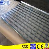 주요한 SPCC 최신 복각 직류 전기를 통한 물결 모양 강철판