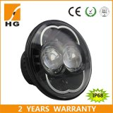 5.75 po 72W Harley High Low Beam LED Head Light pour moto