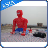 Fabricante profesional Modelo/Spiderman inflables inflables Venta caliente Cartoon