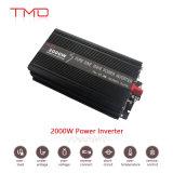 Haute fréquence 2000W 12V 220V Convertisseur de puissance avec commande à distance