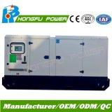 De reserve Diesel van de Macht van de Macht 100kw/125kVA Geluiddichte ElektroReeks van de Generator met de Motor van Shangchai Sdec