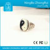 Jóia da forma 925 lembranças do anel dos homens do anel da prata esterlina
