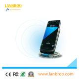 Samsung Qi 빠른 무선 충전기 마이크로 USB 이동 전화 무선 비용을 부과 대