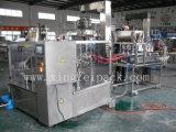 Saco Pre-Made automática máquina de enchimento e selagem para líquidos Xfg-Y