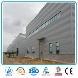 Kits de edificio de acero del bajo costo de la fábrica del taller de la estructura ligera prefabricada industrial del metal