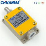Haute température étanches IP67 10A 250V haut interrupteur électrique plongeur à billes