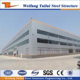 La conception de châssis structuraux en acier préfabriqués de construction en acier