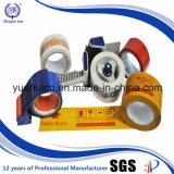 Sepecial personalizado embalaje impresa cinta de embalaje sellado BOPP