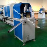 UPVC perfila a máquina de canto do indicador do PVC das máquinas da limpeza