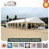 20 de les tentes mobiles en gros Wedding de mariage de tente de 25m avec le mur en verre à vendre