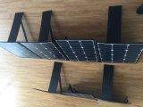屋外の適用範囲が広い太陽電池パネル60Wの太陽充電器