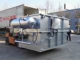 Macchina dissolta di flottazione dell'aria per il trattamento di acqua di scarico di macello