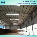 Almacén de la estructura de acero del bajo costo para el almacenaje