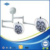 Indicatori luminosi chirurgici della lampada veterinaria di di gestione (YD02-5W LED)