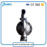 Aço inoxidável Bomba de diafragma de ar portáteis para o óleo