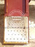 Abnützung-Zwischenlage-Keramikziegel für Rutschfutter