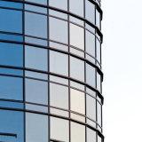 ガラス10mm+16A+10mmの平らな透過防音の二重パネル