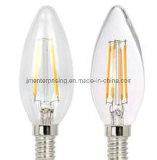 Bulbo de lámpara de LED C35 Filament