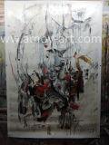 Ручная работа абстрактные картины маслом, репродукции картин в стиле на стене