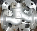 """Обратный клапан подъема SS301/SS304/SS316L (1/2""""-12"""")"""
