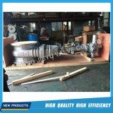 Valvola a saracinesca manovrata mediante ingranaggi di BACCANO Pn25 Dn600 F4 Wcb