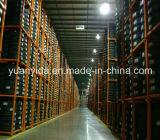 Faltbare Hochleistungssenkrechte-Stahlladeplatten-Zahnstange